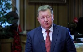 Владимир Кашин дал интервью Парламентскому телевидению