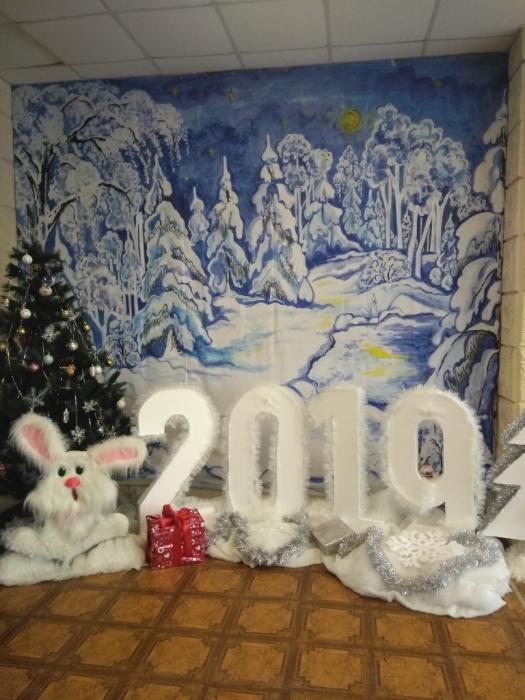 В новый год вместе с  поколением «Дети войны»
