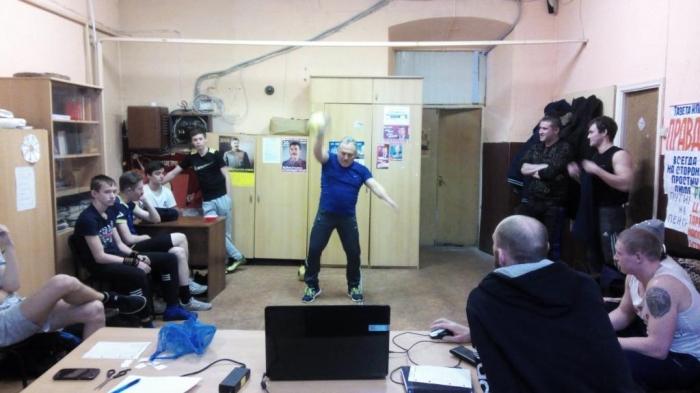 В Орехово-Зуево прошли соревнования по гиревому спорту