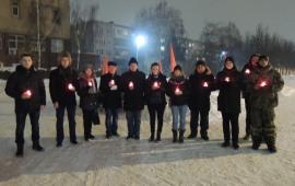 Вечная память героям, защитившим свободу и независимость нашей Советской Отчизны!