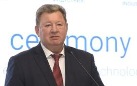 Владимир Кашин принял участие в открытии 17-й Международной выставки «Молочная и мясная индустрия 2019»