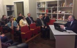 В Королёвском горкоме КПРФ обсудили  пути выхода из социально-экономического кризиса