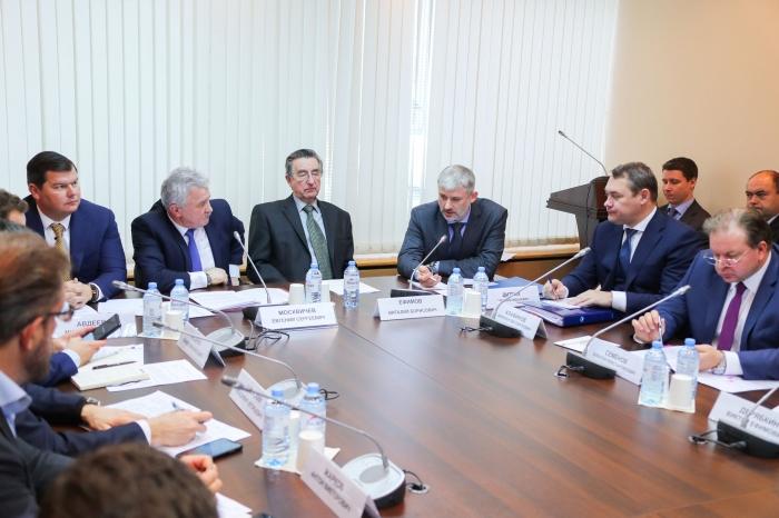 Михаил Авдеев: Транспортные развязки в Подмосковье будут реконструировать