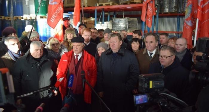 78-й гуманитарный конвой для бойцов Новороссии