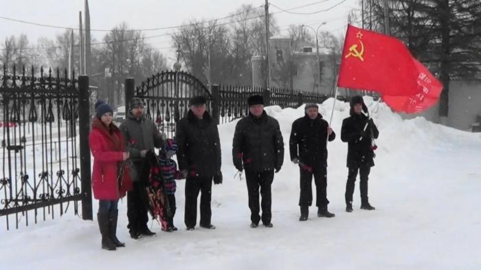 День Красной Армии и Флота в Наро-Фоминске