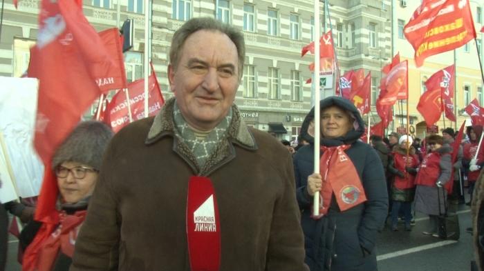 Николай Васильев: Красная Армия - непобедимая и легендарная!