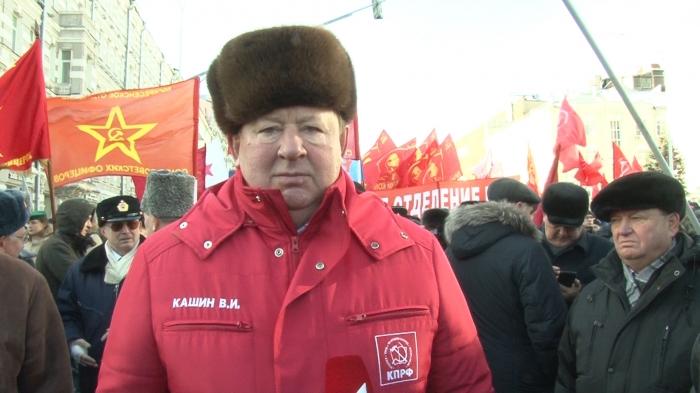 Владимир Кашин: Мы защищаем свой Русский мир и свои территории