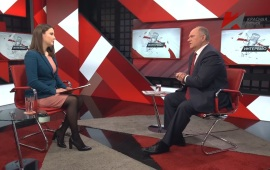 Интервью Геннадия Зюганова телеканалу «Красная линия»
