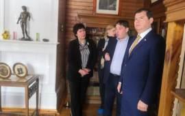 Рабочая поездка Михаила Авдеева в Клин