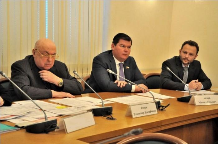 В Государственной Думе обсудили меры  по стимулированию жилищного строительства