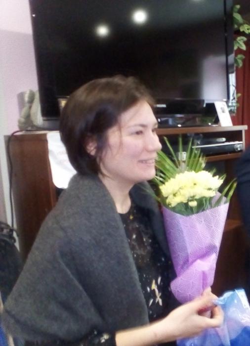 Мамам – цветы. И не только…