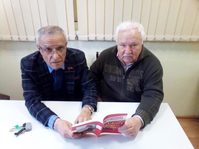 Коммунисты Пушкино и Гродно укрепляют связи