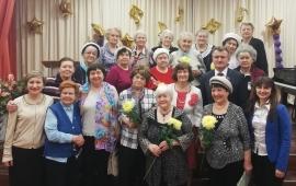 Василий Мельников встретился с ветеранами «Звездного городка»