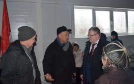 Депутат Александр Наумов посетил с рабочим визитом г.о. Серпухов