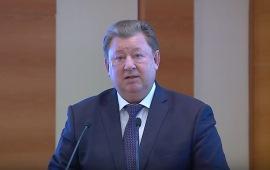 Выступление Владимира Кашина на «круглом столе» в Государственной Думе. Видео