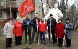 Ленинский субботник в Щёлково!