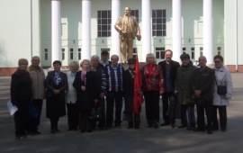 День рождения В.И. Ленина в Калининце