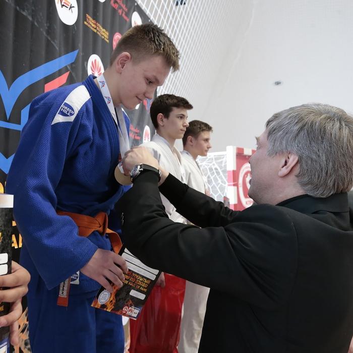 При поддержке спортклуба КПРФ в Подмосковье прошел межрегиональный турнир по дзюдо