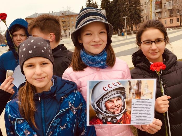 День космонавтики в Королёве