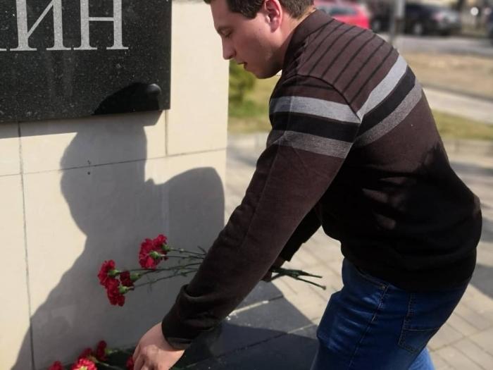 149-я годовщина Дня рождения В.И. Ленина в Клину