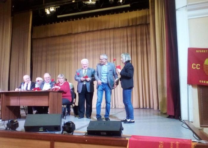 Коммунисты Пушкинского района открыли 49-ю конференцию