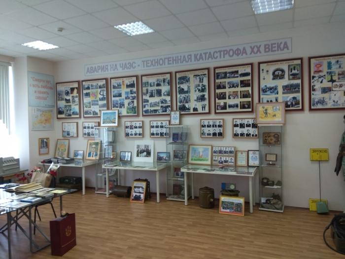 В Бронницах прошли мероприятия, посвящённые 33-й годовщине аварии на ЧАЭС