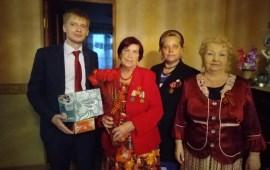 9 мая в Орехово-Зуево