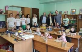 Пушкинский центр помощи несовершеннолетним рад добросовестным гостям