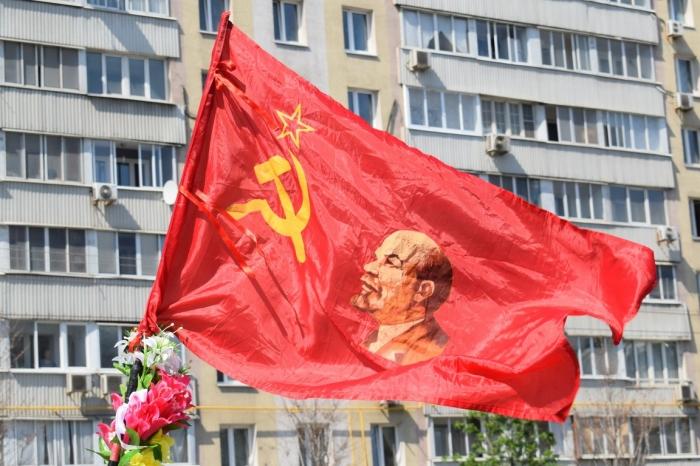 1 мая – праздник трудового народа!