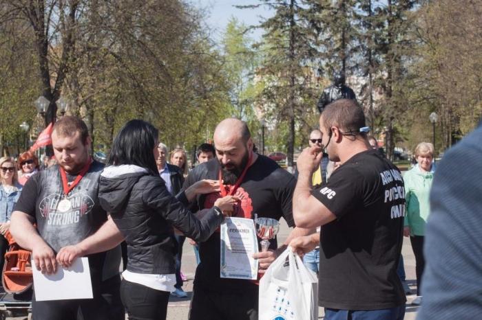 1 мая отметили в Балашихе праздничными мероприятиями