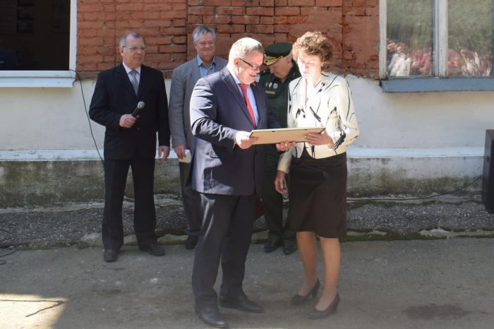 Депутат Мособлдумы Александр Наумов принял участие в празднике, посвящённом Великой Победе