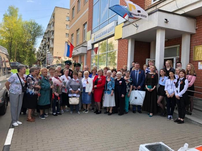Праздничные мероприятия в Красногорске