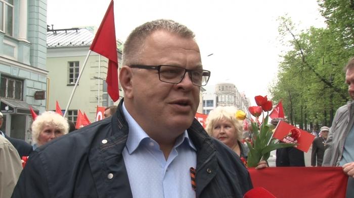 Александр Наумов: День Победы – это праздник всех народов бывшего Советского Союза!