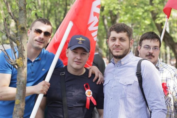 День Победы отметили в Балашихе
