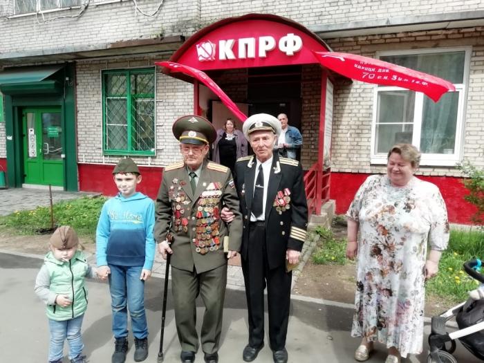 День Победы в Королёве