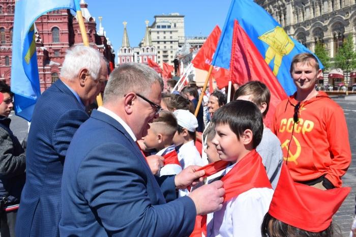Пионеры – дети и патриоты своей Родины!