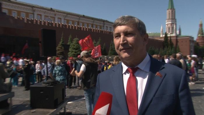 Константин Черемисов: Здоровое, крепкое поколение, готово защищать свое Отечество!