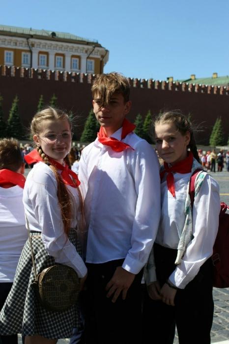 Пионеры  городских округов Щелково и Лосино-Петровский  снова в строю!