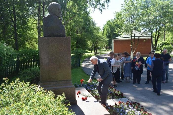 Александр Наумов принял участие в праздновании Международного дня музеев в Подольске