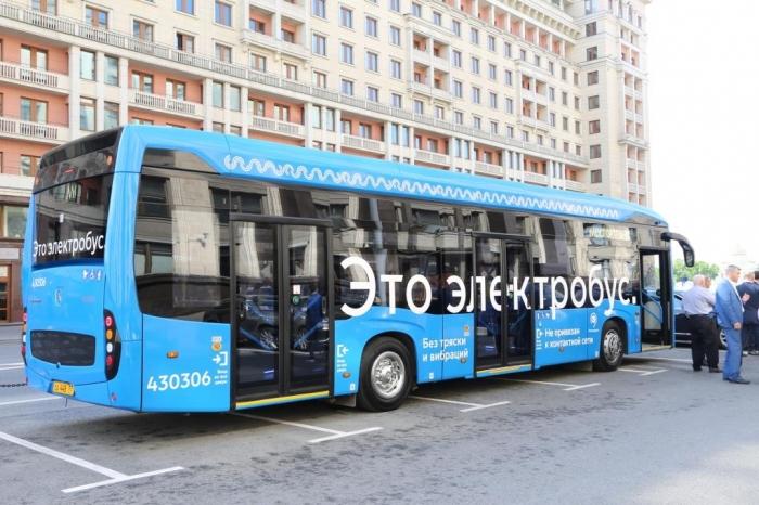 Михаил Авдеев: Электробусы завоевывают Москву и Подмосковье