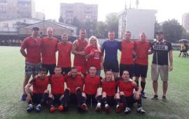 Любительская футбольная лига Щёлково – болеем за КПРФ-АСТРУМ!