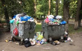 «Чёрные» мусорщики убивают Подмосковье