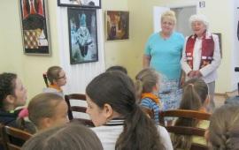 Мероприятие к Дню памяти и скорби в Культурном центре г. Фрязино