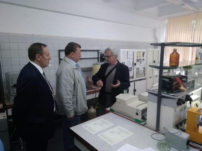 В.И. Кашин посетил ФНЦ кормопроизводства и агроэкологии имени В.Р. Вильямса в Лобне