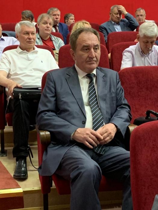 В Подмосковье открылся VIII (июньский) Пленум ЦК КПРФ