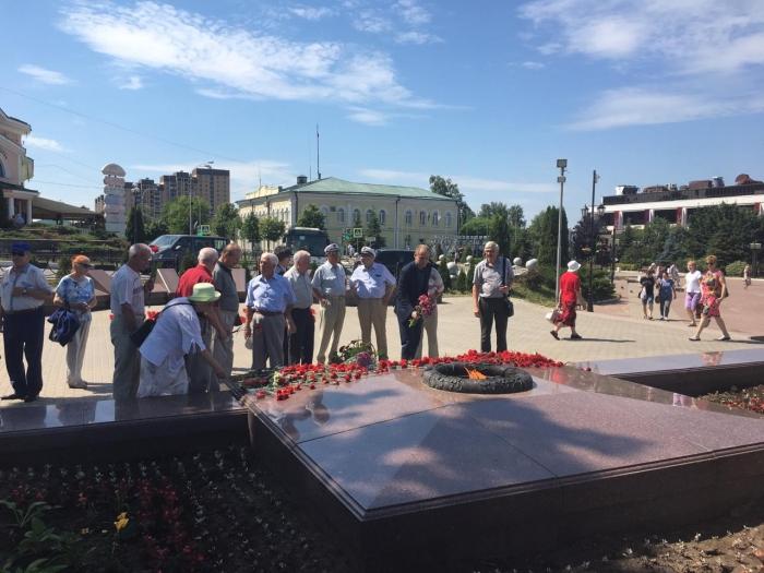 День памяти и скорби в Дмитрове