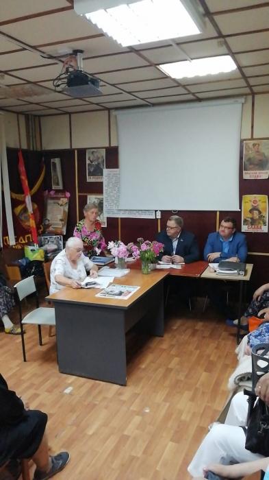 Александр Наумов посетил с рабочим визитом г.о. Клин