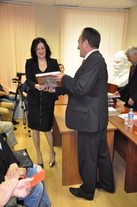 Состоялся второй этап 48-й отчетно-выборной Конференции МК КПРФ
