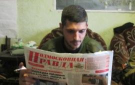 Донецк: герой – ополченец «Гиви»: «Подмосковная Правда – залп по хунте и «правосекам»!»