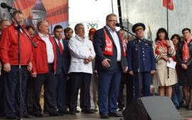 Александр Наумов: отстоим «Совхоз им. Ленина»!